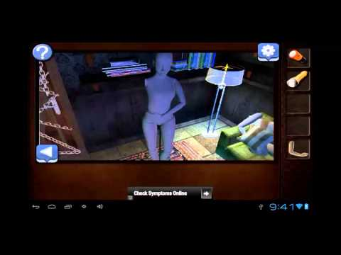 Escape The Terror Room Walkthrough