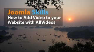 How to Add Videos to Your Joomla Articles with Allvideos Plugin