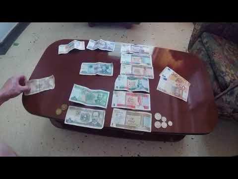 Куба дикарем 2.Кубинская валюта