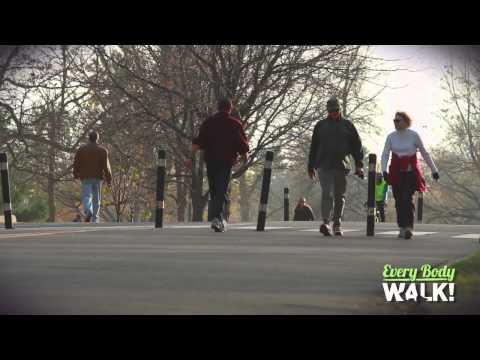 Bob Sallis, MD: Walking and Diabetes