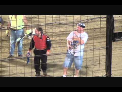 Part I-Flyin With The Min Winged Sprints-Sweet Springs Complex.wmv