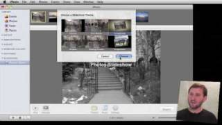 Exporting iPhoto Slideshows as Video (MacMost Now 319) thumbnail