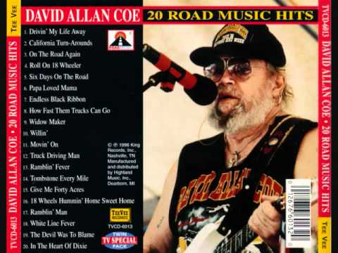 David Allan Coe - Give Me Forty Acres