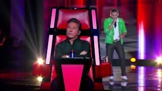 Yesid Uribe canta No sé olvidar de Kike Santander - La Voz ...