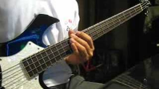 A-Lin - 開竅 cover bass