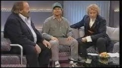 Bud Spencer and Terence Hill on german TV Show Wetten, dass.? 1995 part1