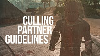 How To Find A Culling Partner