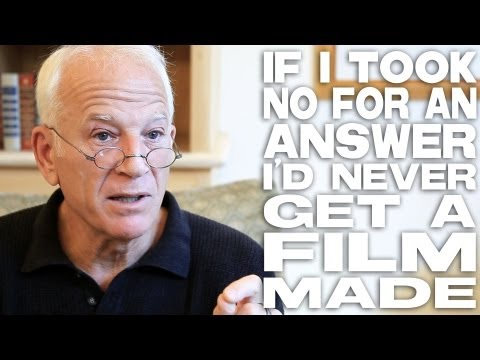 If I Took No For An Answer, I'd Never Get A Film Made by Gary W. Goldstein