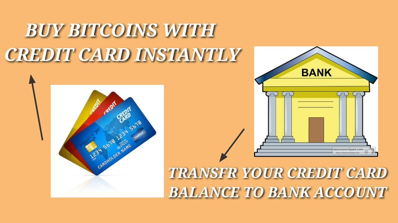 How To Buy Bitcoins Through Credit & Debit Cardansfer Ur Credit Card  Amount To Ur Bank Account