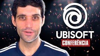UBISOFT conferencia na E3 DECEPCIONOU? Novo Assassin's Creed Odissey e MAIS