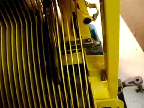 Seeburg Jukebox mechanism (part 4)