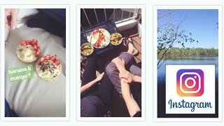 Instagram Storys Combined (1. - 14.5.2018)