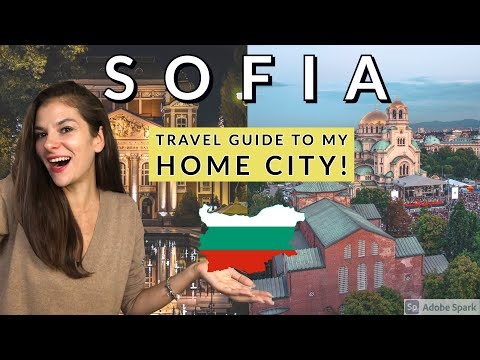 WHAT TO SEE IN SOFIA   FULL TRAVEL GUIDE TO #sofia #bulgaria 🇧🇬