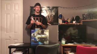 Unboxing Modern Warfare Remastered And Infinite Warfare Playstation 4 Console Bundle