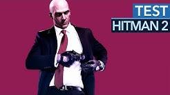 Endlich wieder ein gutes Stealth Game! - Hitman 2 im Test