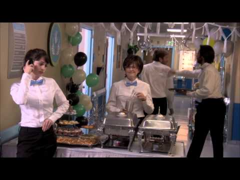 Party Down Cameo on Childrens Hospital