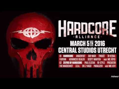 The Masochist Live at Hardcore Alliance 2016