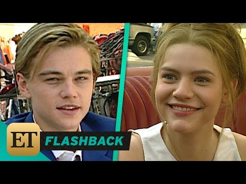 Watch Leonardo DiCaprio and Claire Danes Gush Over Each Other on the Set of 1996's 'Romeo  Julie…