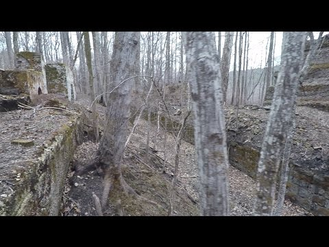 RUREX: Appalachian Mountain Chain Abandoned Coal Mine