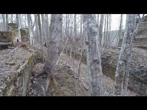 RUREX: Appalachian Mountain Chain Abandoned Coal Mine