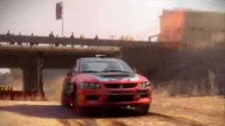видео Dirt 3 Shadow Teleport