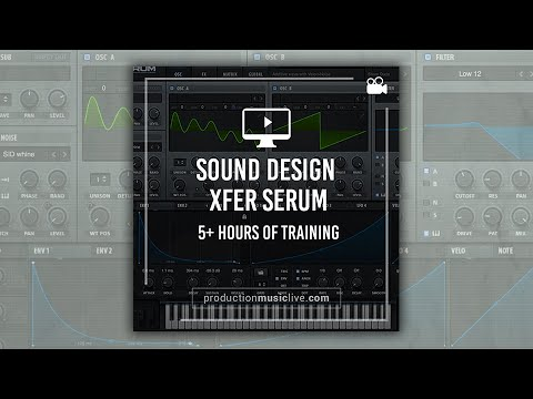 10 Xfer Serum Tips - Making Custom LFO Shapes