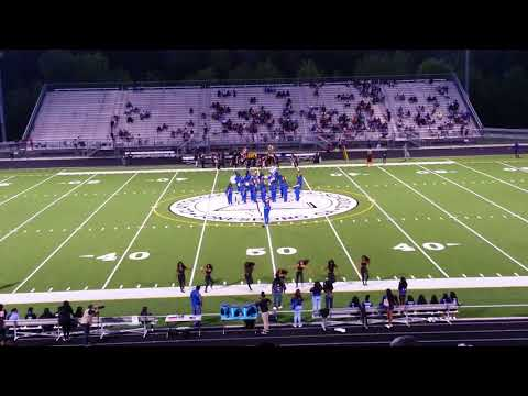 North Clayton High School Marching Band Halftime Show