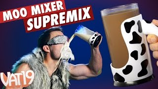 Repeat youtube video Moo Mixer SUPREMIX ft. Hans Gretel