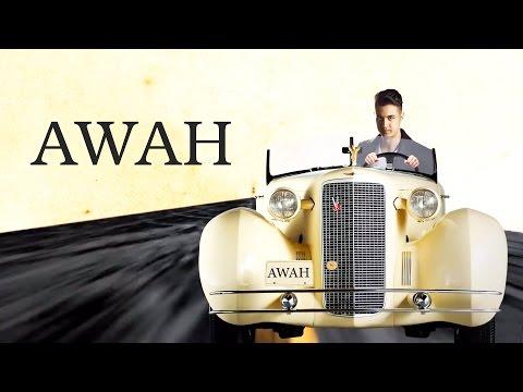 Redouane Berhil - AWAH Official Lyric Clip رضوان برحيل - أواه