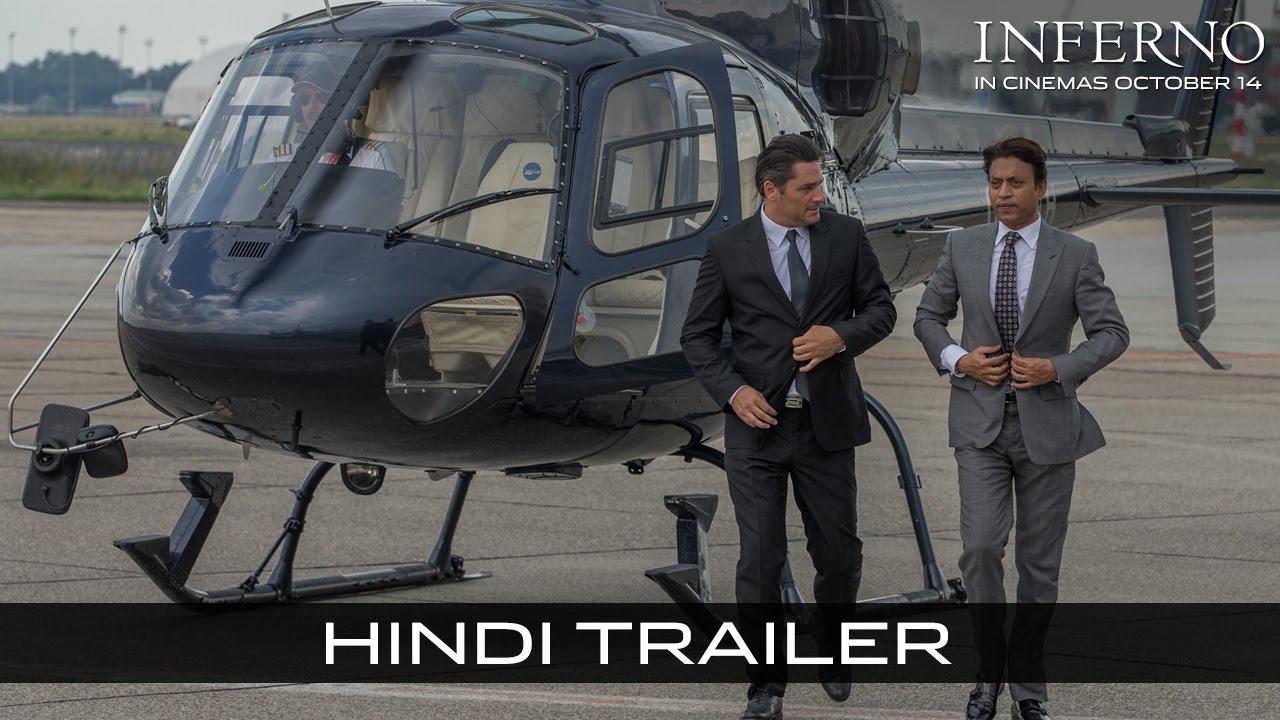 Download Inferno - Hindi Trailer
