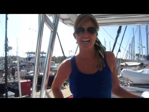 S/V Honeymoon Transits the Panama Canal (Ep7)