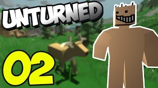Unturned [2] - MY SOUFFLE IS RUINED! (with iBallisticSquid & AshDubh)