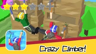 Crazy Climber! - MOONEE PUBLISHING LTD - Walkthrough Get Started Recommend index three stars