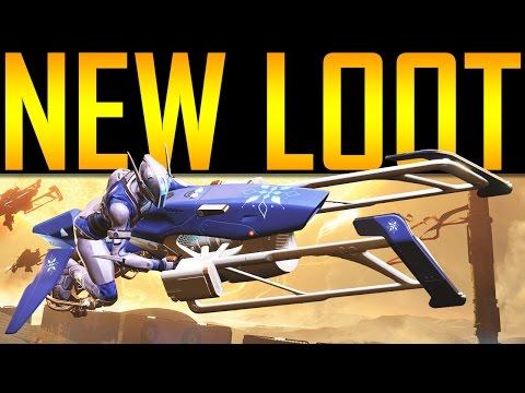 Destiny - NEW SRL BOOK! NEW LOOT!