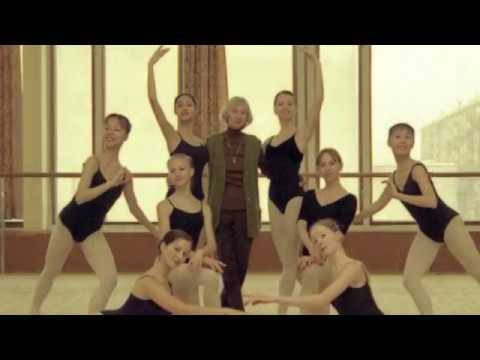 The Bolshoi Ballet Academy  Documentary - Moscow Russia