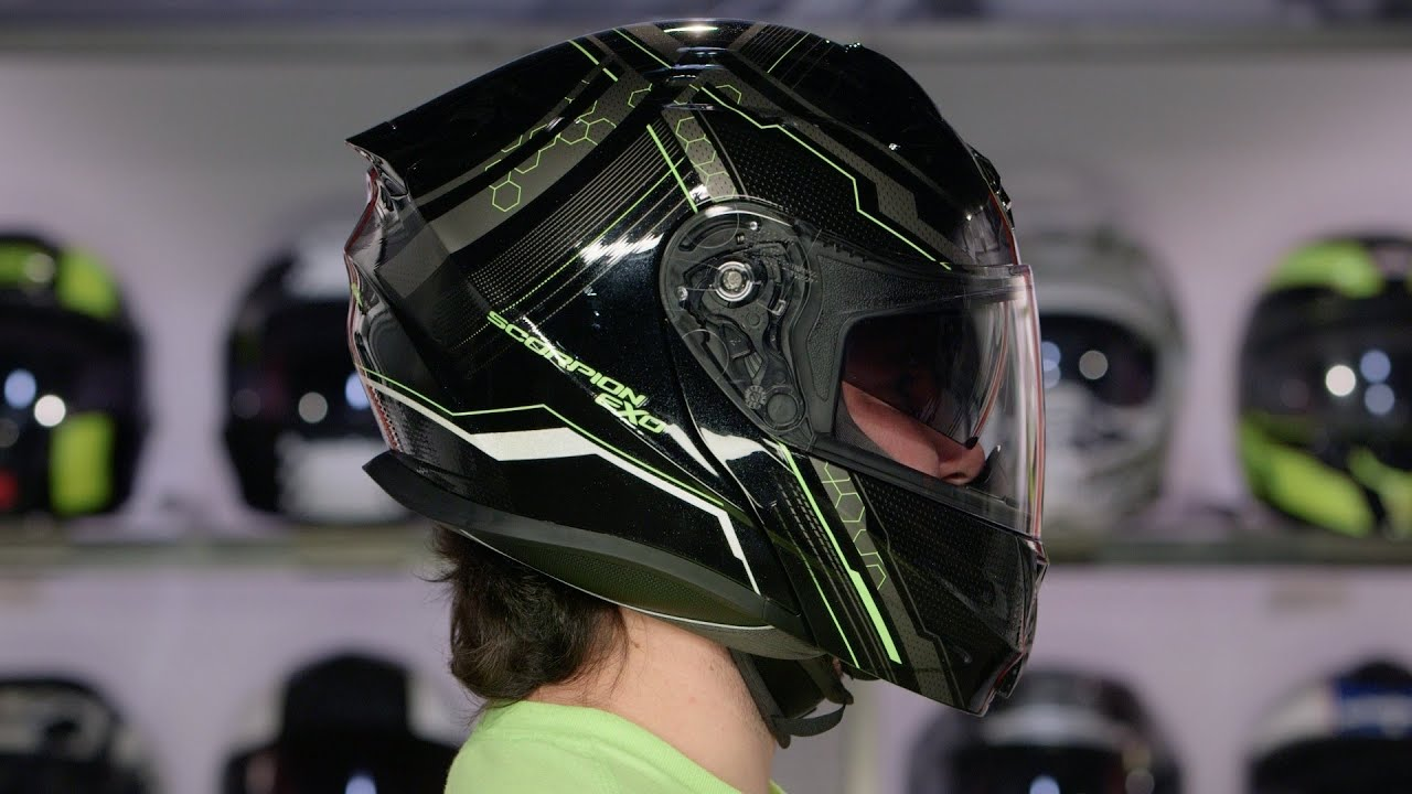 be13089d Scorpion EXO-GT920 Helmet Review at RevZilla.com - YouTube