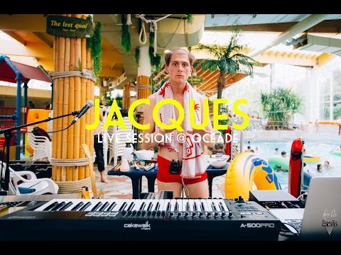"""JACQUES - Bruxelles Ma Belle - """"Petite Session impro sans titre au Calme"""" - Live @ Océade"""
