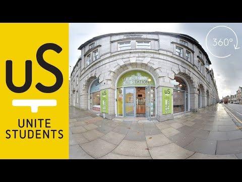 360° Tour - Aberdeen Student Accommodation | Unite Students