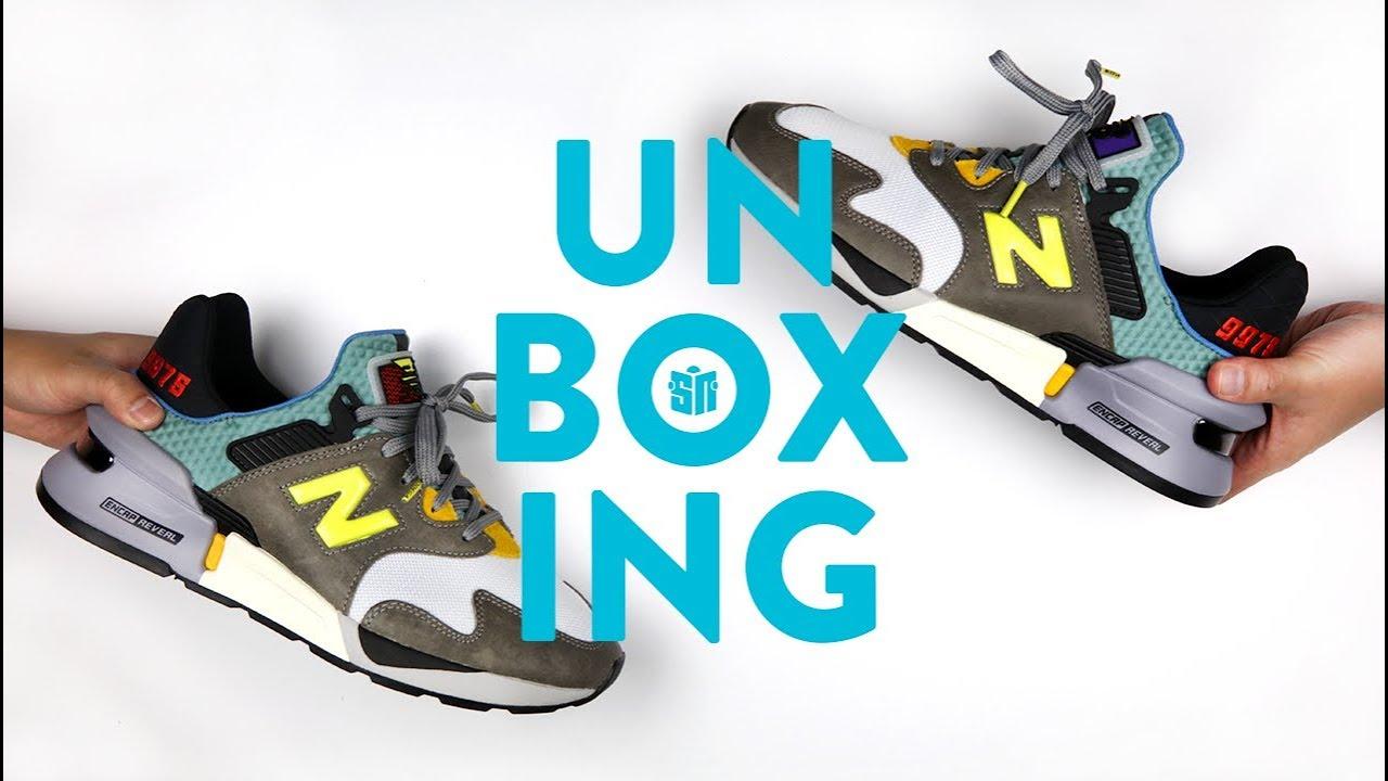 Bodega x New Balance 997S No Bad Days Unboxing
