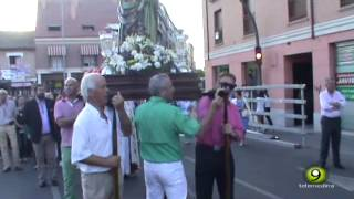 Procesión Virgen del Amparo 2015 Medina del Campo