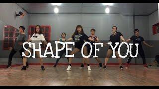 Ed Sheeran - Shape Of You (Dance Cover) Hamilton Evans Choreography