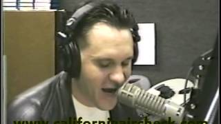 WWKX Providence Kicks 106 The Real Deal Mike Neil 1996 California Aircheck Video