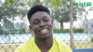 Nigerian Tennis Star: I Was Rejected by the Irish National Team Because of my Colour | Naij.com TV