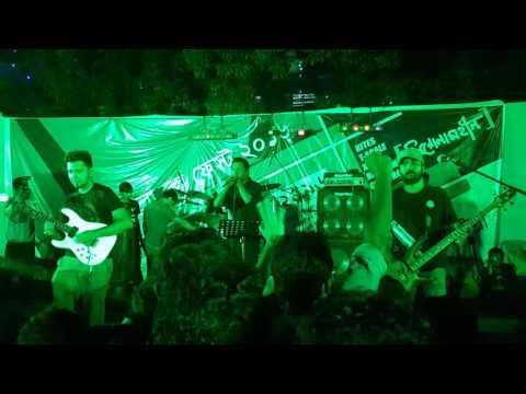 ShironamhiN - Bullet Kingba Kobita (বুলেট কিংবা কবিতা) (Live at Ahsan Ullah Hall) [24-11-2016]