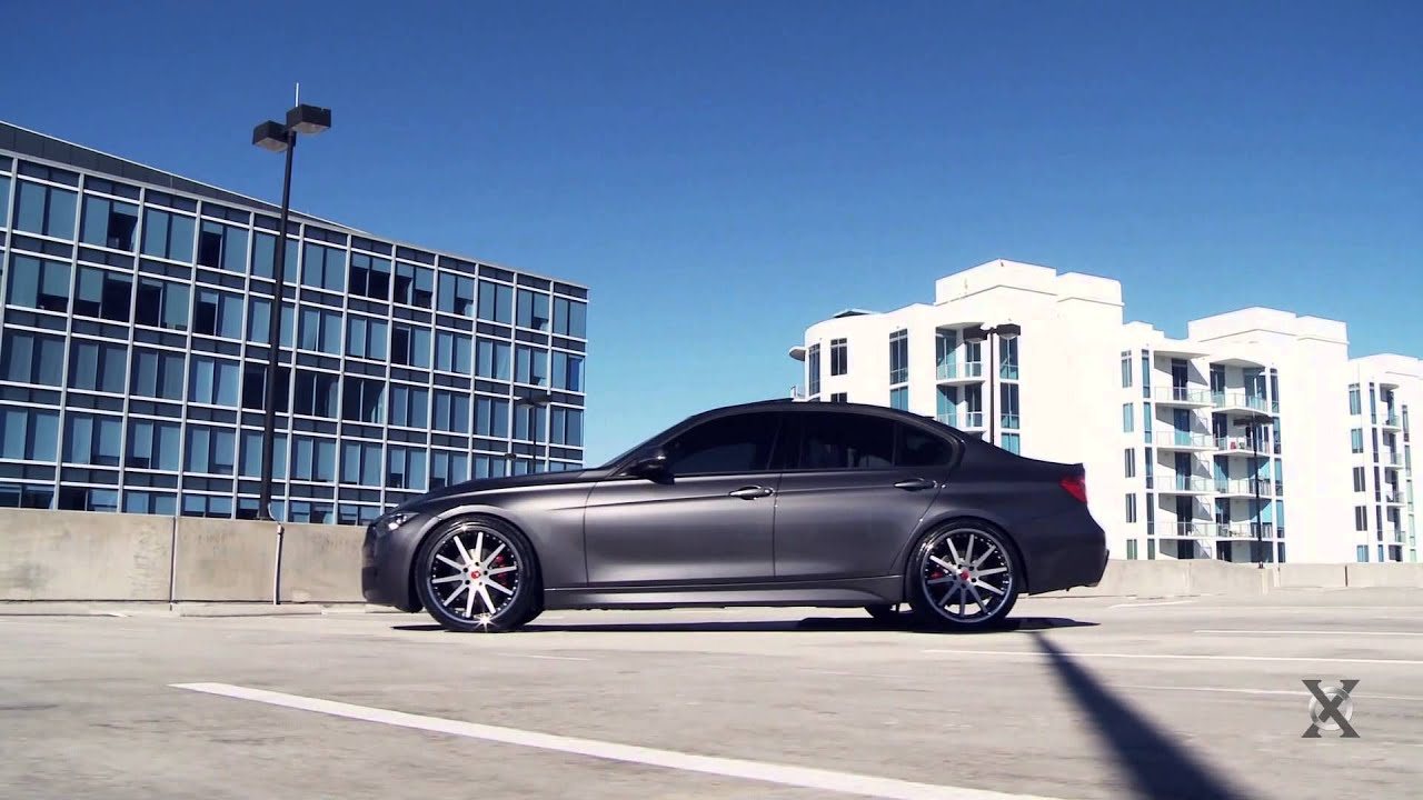Xo Luxury Wheels 20 Quot Paris Bmw 328i Youtube