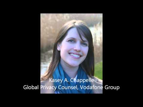 Kasey A Chappelle Vodafone Group on Big Data