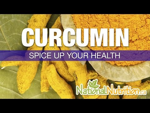 Curcumin - Spice Up Your Health