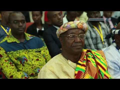 President Mahama receives the Key to Abidjan & Honorary Citizenship