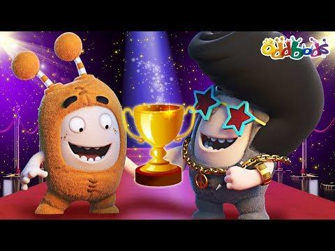 Oddbods - ODDEST AWARDS   Funny Cartoons For Children