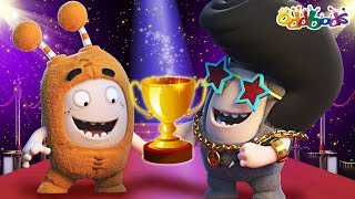 Oddbods - ODDEST AWARDS | Funny Cartoons For Children